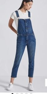 Current/Elliot The Ranch Hand Overalls, size 2